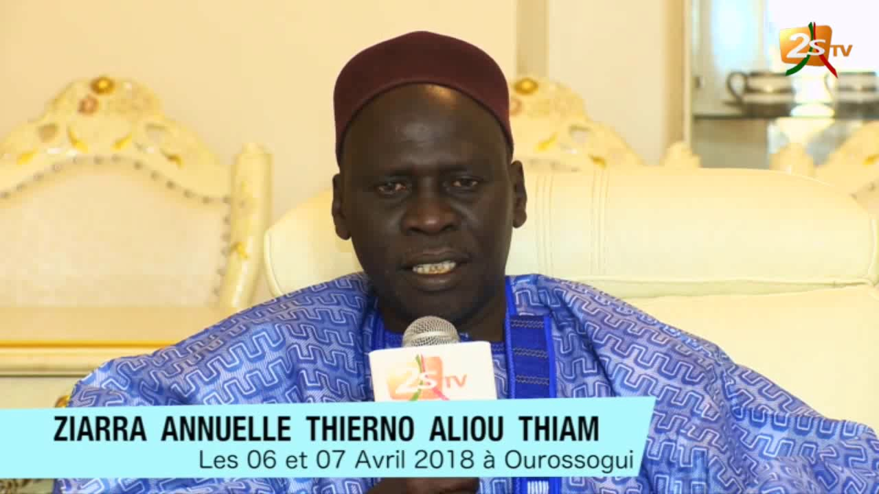 Thierno Aliou THIAM : « je n'ai jamais dit que je soutiens Macky »