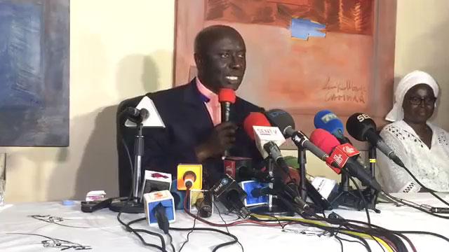 Idrissa Seck : «dama ragal lacrymogène»