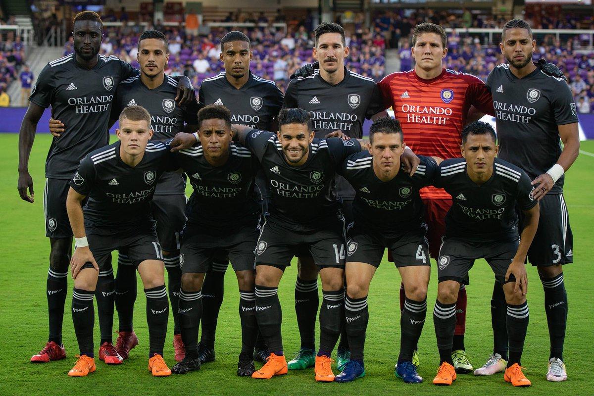 Lamine SANE démarre avec Orlando City