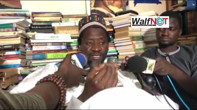 Cheikh Mahi CISSE, 2e imam de Medina Baye : « Idrissa SECK s'est décrédibilisé » (vidéo)