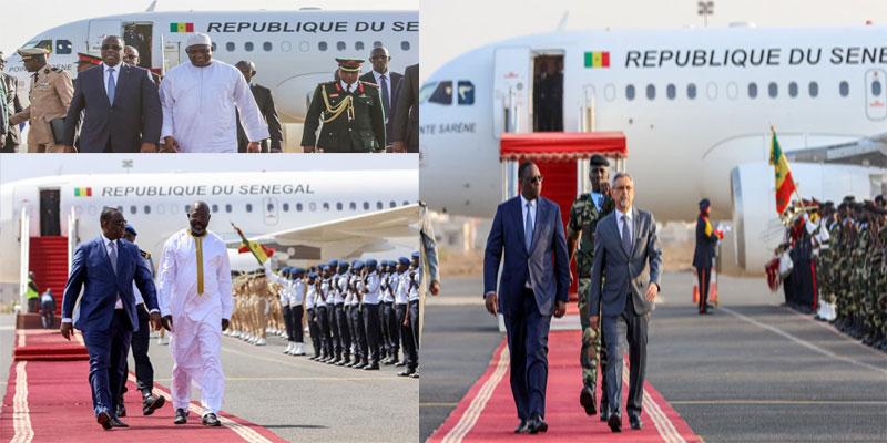 L'avion présidentiel du Sénégal est-il en location ?