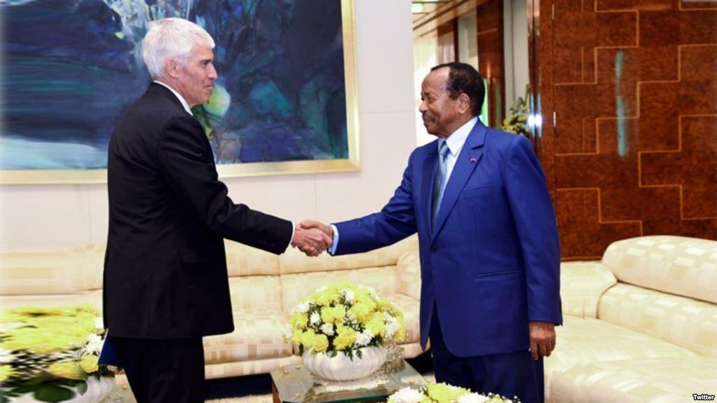 L'ambassadeur des États-Unis au Cameroun convoqué