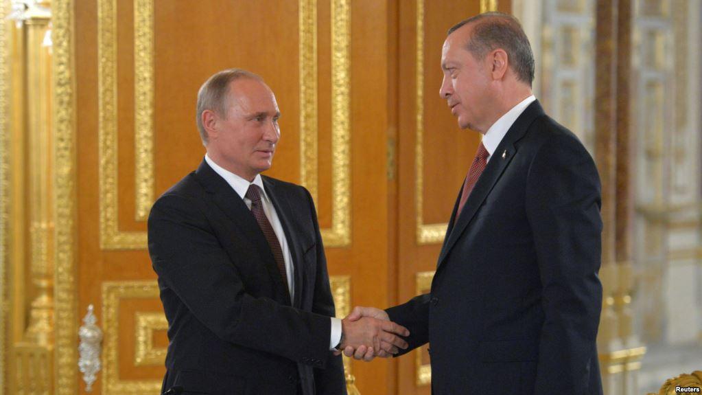 Retrait américain de l'accord nucléaire sur l'Iran : Erdogan et Poutine déplorent