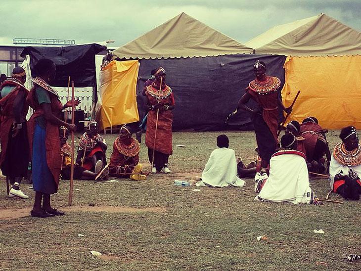 Pour se «protéger» ces Kényanes ont créé des villages sans hommes