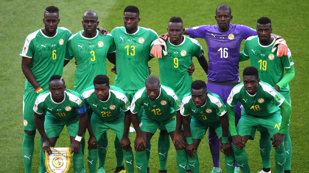Coupe du monde : le Sénégal,  première équipe éliminée au fair-play