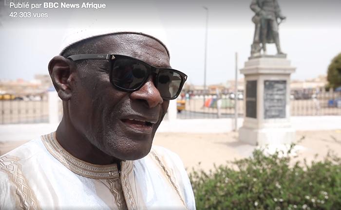 Golbert DIAGNE défend Faidherbe et s'exclame : « l'indépendance du Sénégal en 1960 est une erreur »