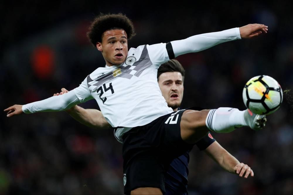 Coupe du monde : Leroy Sané absent de la liste des 23 de l'Allemagne