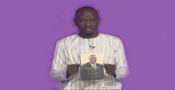 TOUNKARA corrige des fautes du livre de Macky (audio)