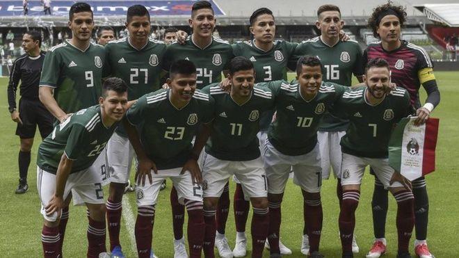 Le Mexique dispose de la Corée du Sud et file en huitièmes