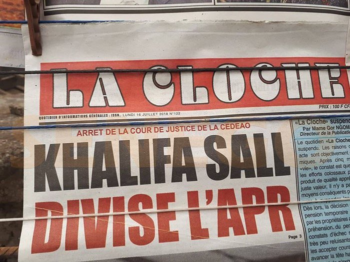 Le journal « La Cloche » ne sonne plus