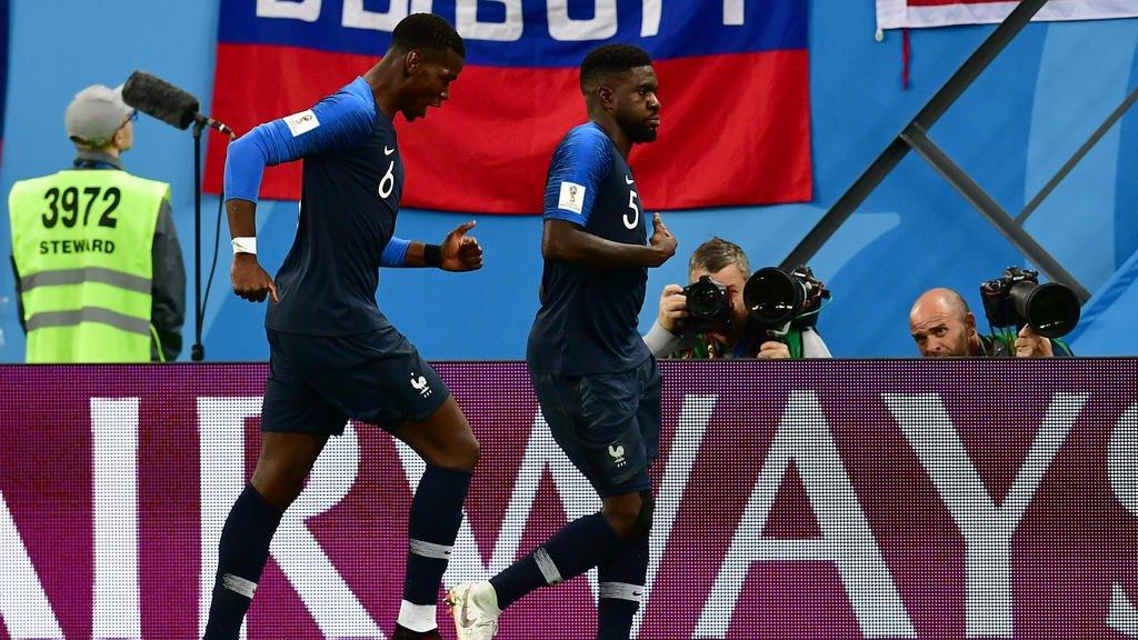 Coupe du monde: La Sélection française est en finale