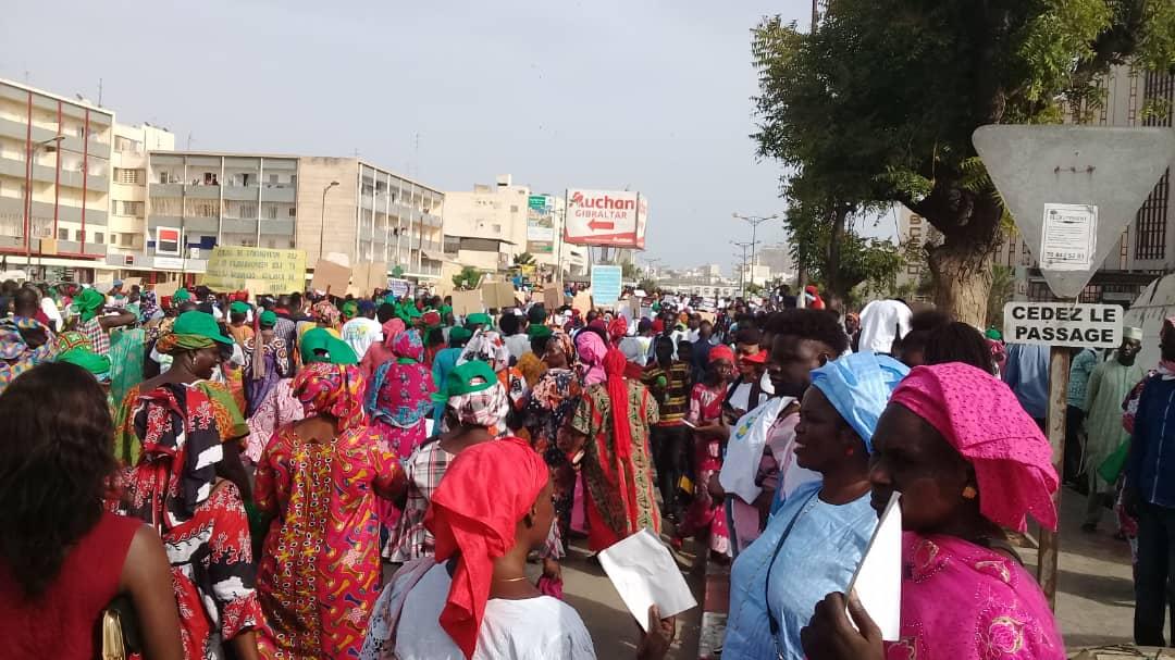 Population : le Sénégal compte désormais 16 205 125 habitants