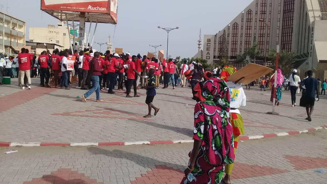 Marche nationale : les ex-employés des agences dissoutes par Macky se signalent