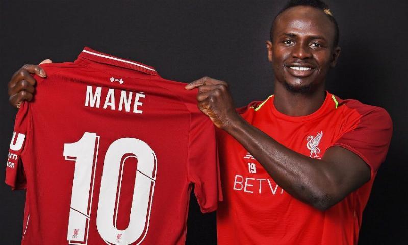 Liverpool : MANE, PUISSANCE 10