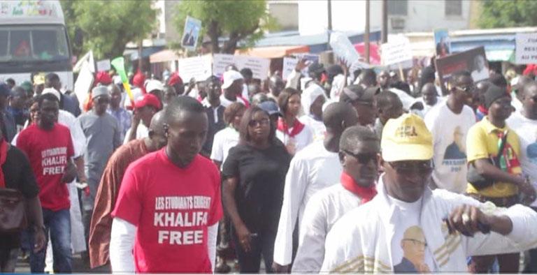 Présidentielle 2019 : L'opposition dans la rue ce vendredi
