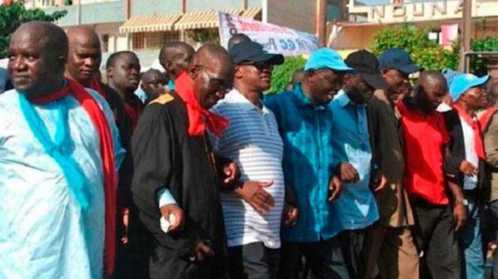 Le fer de la Falémé unit l'opposition contre Macky
