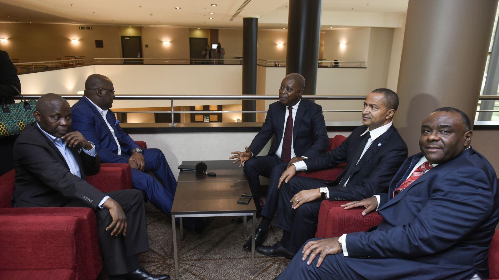 RDC : vers une cohabitation »historique»