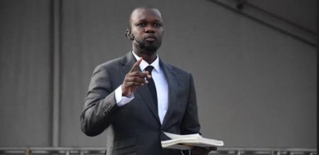 Ousmane SONKO:«Il ne reste plus que le rapport de force…»