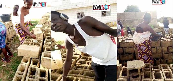 Au Sénégal émergent, voilà comment certains trouvent de l'eau (vidéo)