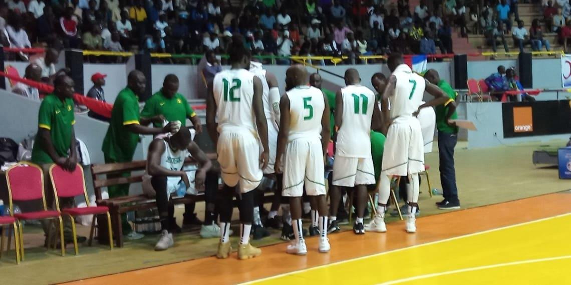 Sénégal- Centrafrique : Les lions rassurent avant le tournoi de Lagos (70-61)