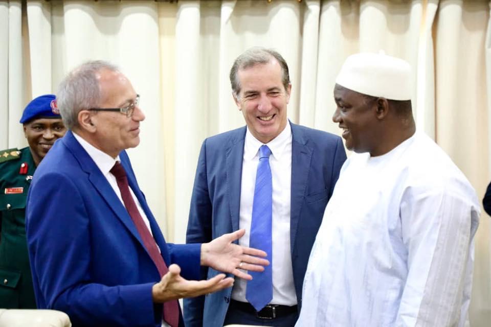 Gouverneur pour la France: Adama Barrow sur les pas de Macky