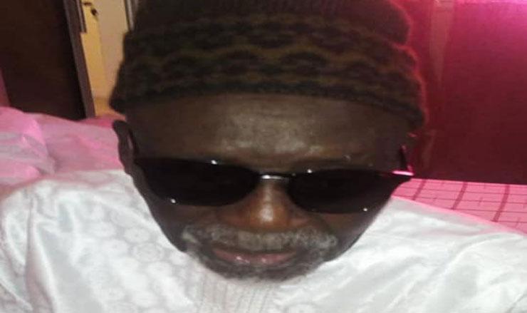 Pape Abdourahmane KOUNTA, porte-parole du nouveau Khalife de Ndiassane