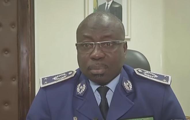 Contre les « dérives» sur Internet,  le General Cheikh SENE encourage la délation : «Il faut signaler les personnes suspectes»