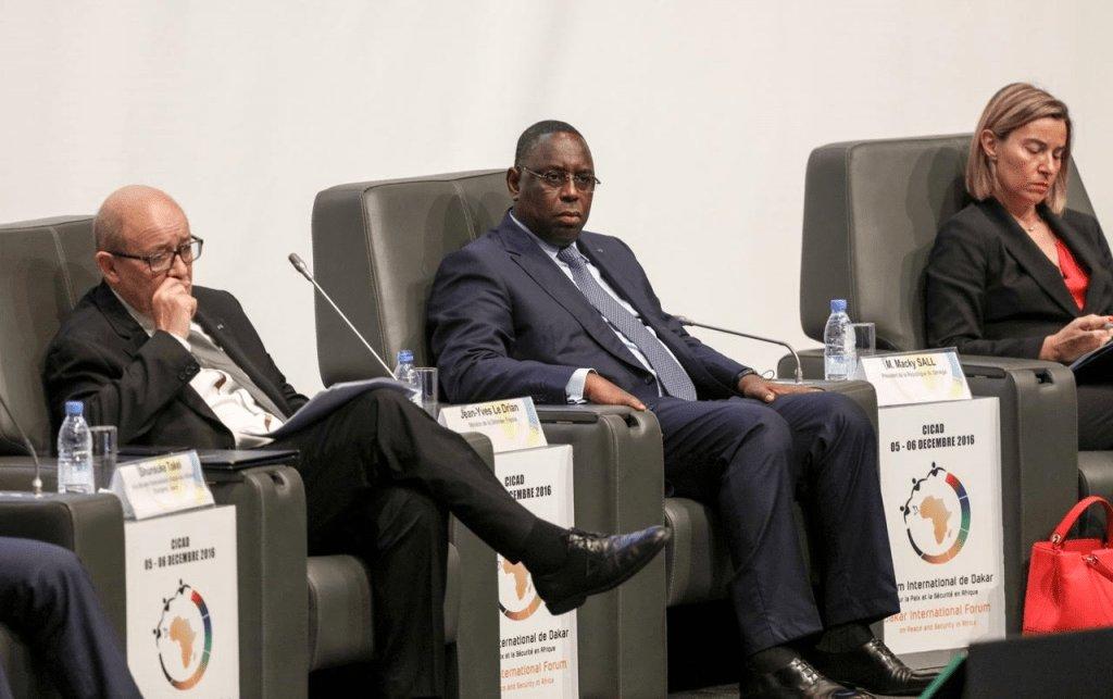 Forum de Dakar sur la paix et la sécurité en Afrique: La délégation japonaise boude