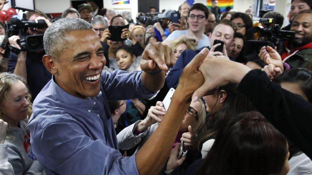 «C'est un début», réagit Barack Obama après les élections de mi-mandat