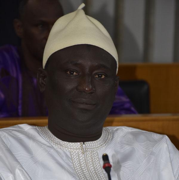 Pape Seydou DIANKO : «Je suis à l'Assemblée pas pour les lois mais pour défendre Macky»