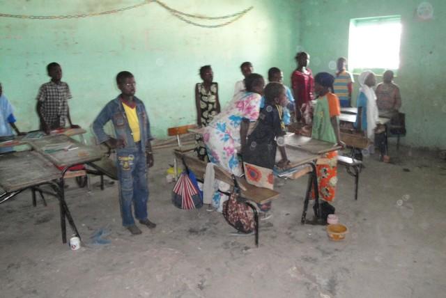 Lycée d'Oulampane : Les parents délogent les élèves et exigent le départ du proviseur « agresseur » de l'intendant