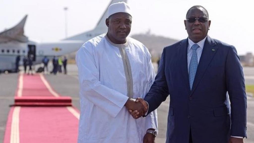 Forum sur la paix et la sécurité : Boycotté par ses homologues, Macky tient Adama Barrow