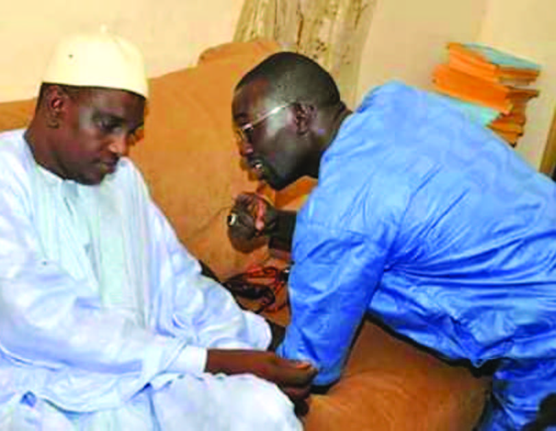 Serigne Babacar MBACKE «Moukabaro», père d'Aida MBACKE: «Que la justice fasse son travail»