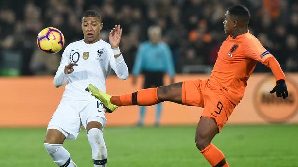 Pays-Bas 2-0 France : les Bleus à la rue