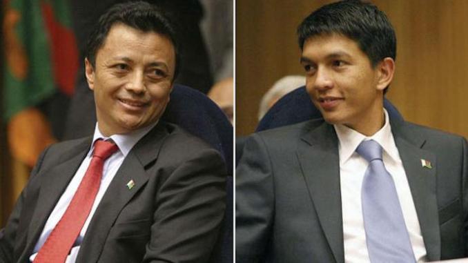 Présidentielle Malgache : vers un second tour Rajoelina-Ravalomanana