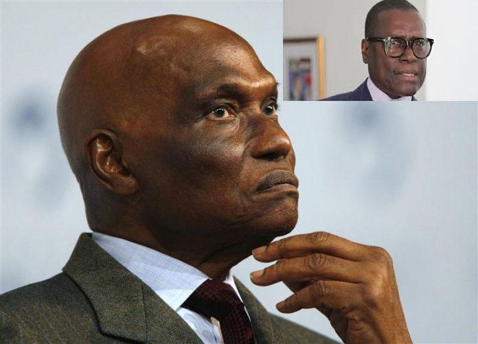 Pierre GOUDIABY Atépa cherche son soutien: la réponse de Me Abdoulaye WADE