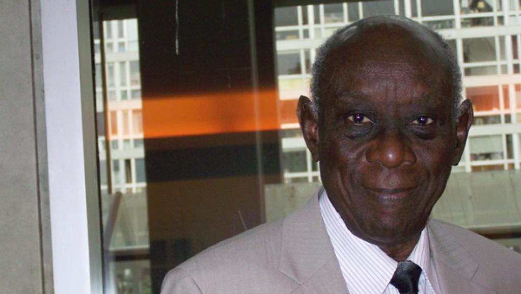 Cheikh Hamidou KANE : « L'Afrique n'existe plus, elle a été dépossédée de son espace »