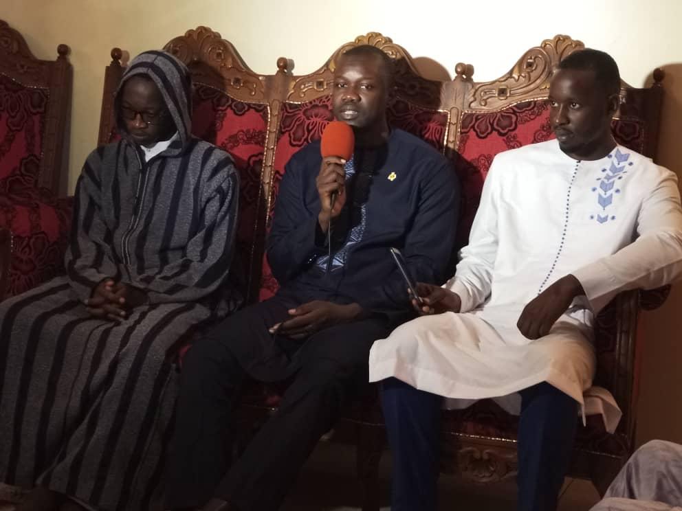 Ousmane SONKO raconte son dernier RV manqué avec Sidy Lamine