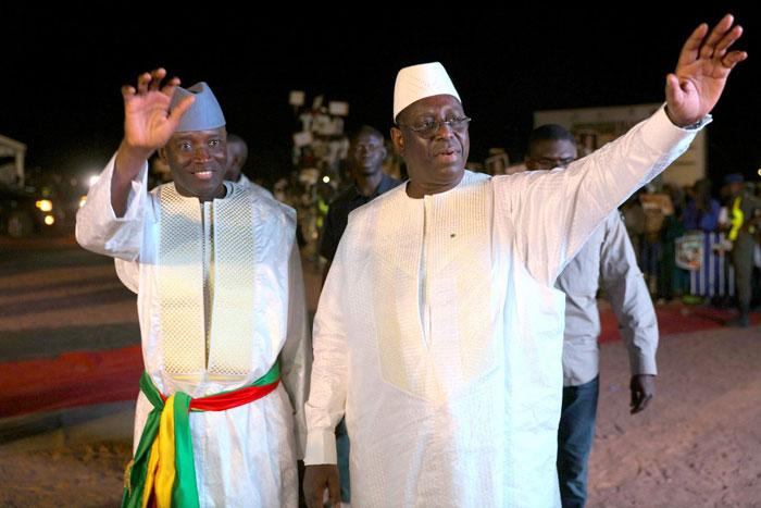 Absence de Macky SALL à la cérémonie officielle du Gamou de Medina BAYE: Aly Ngouille NDIAYE présente les excuses de son patron
