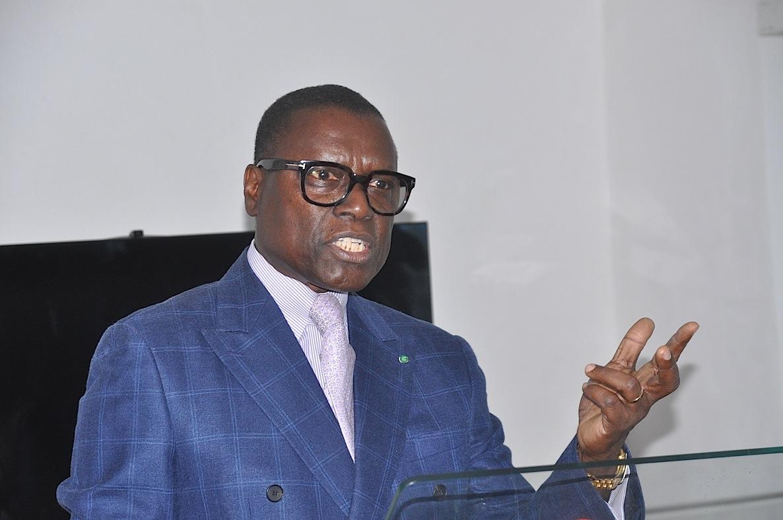 La lettre de Pierre GOUDIABY Atepa aux militants d'Abdoulaye BALDE