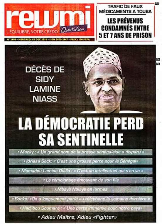 CONFIDENCES D'ABDOU AZIZ TALL :Sidy Lamine est le pionnier duM23