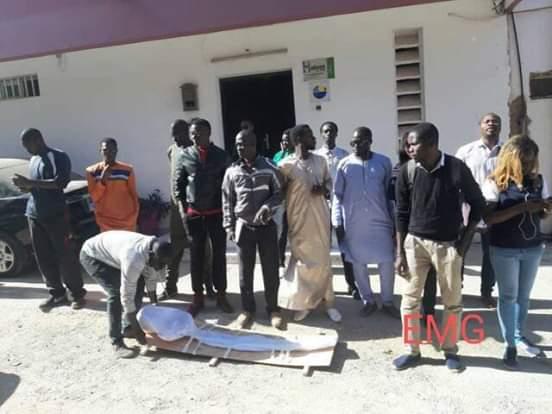 Guy Marius SAGNA et Cie annoncent la «mort de la démocratie sénégalaise »