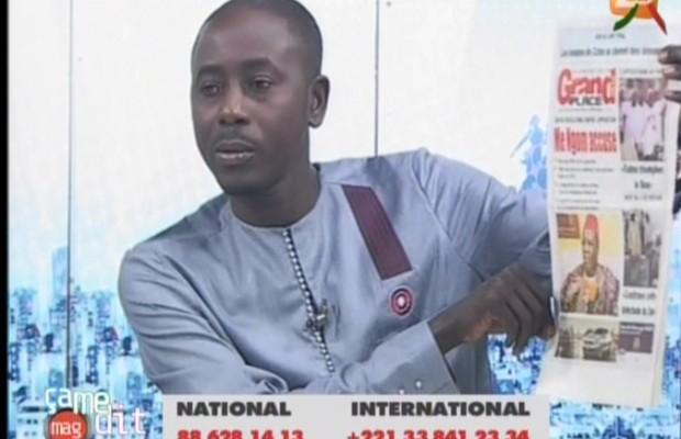 Vent de censure à la 2S TV : El Hadj NDIAYE a-t-il coupé le micro à Pape Alé ?