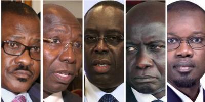 Présidentielle 2019 : le Conseil constitutionnel confirme les 5 candidats