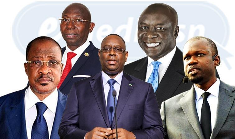 Premier passage à la TV: les bons et mauvais points des cinq candidats