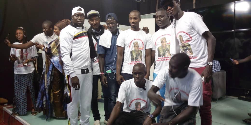Hommage à Sidy Lamine NIASS: Le Fan's club réitère sa fidélité au groupe Wal Fadjri