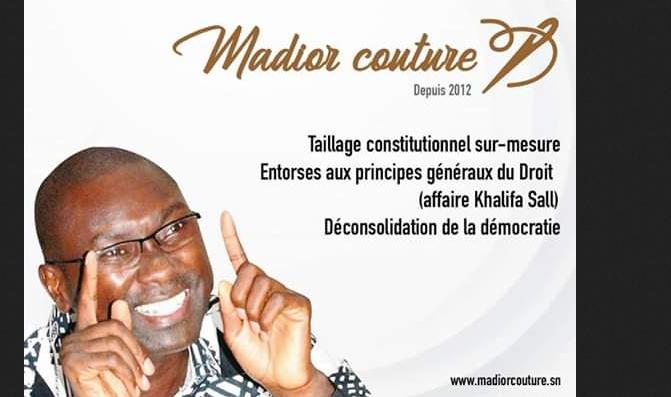 Ismaila Madior FALL sur la radiation de Khalifa SALL : «Peut-on nous reprocher d'avoir appliqué la Constitution »