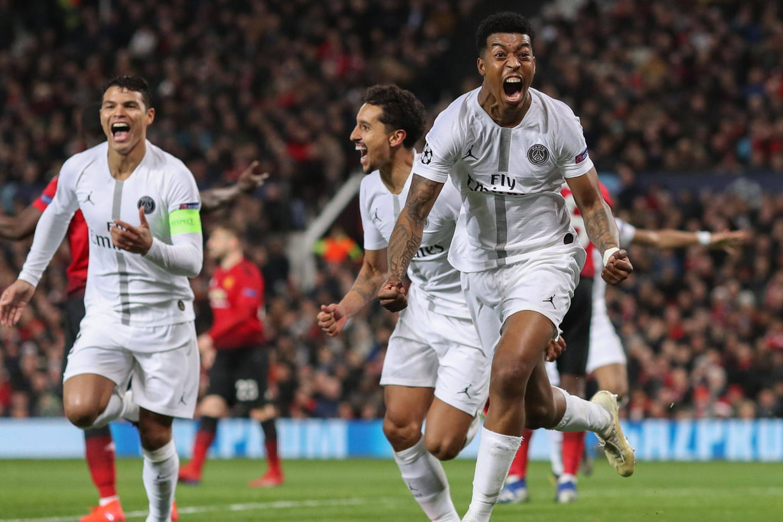 Ligue des champions :   Manchester United-PSG (0-2), Paris met un pied en quart