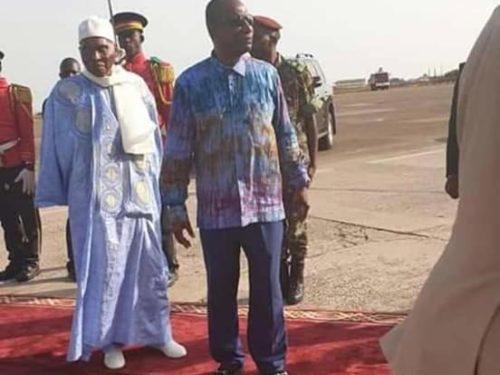 Guinée : Alpha Condé déroule le tapis rouge à WADE