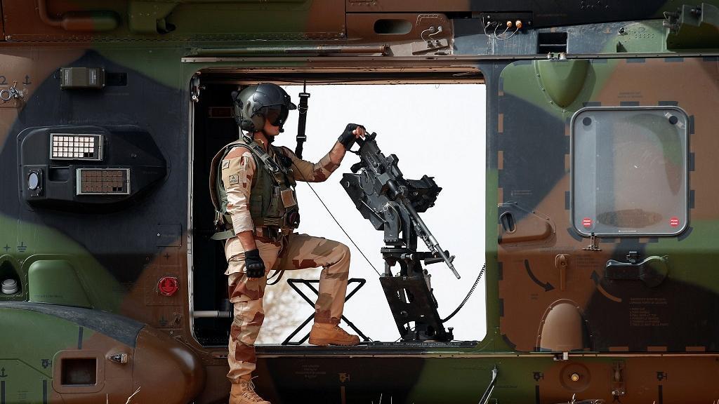 Tchad : frappes aériennes de l'armée française au nord du pays